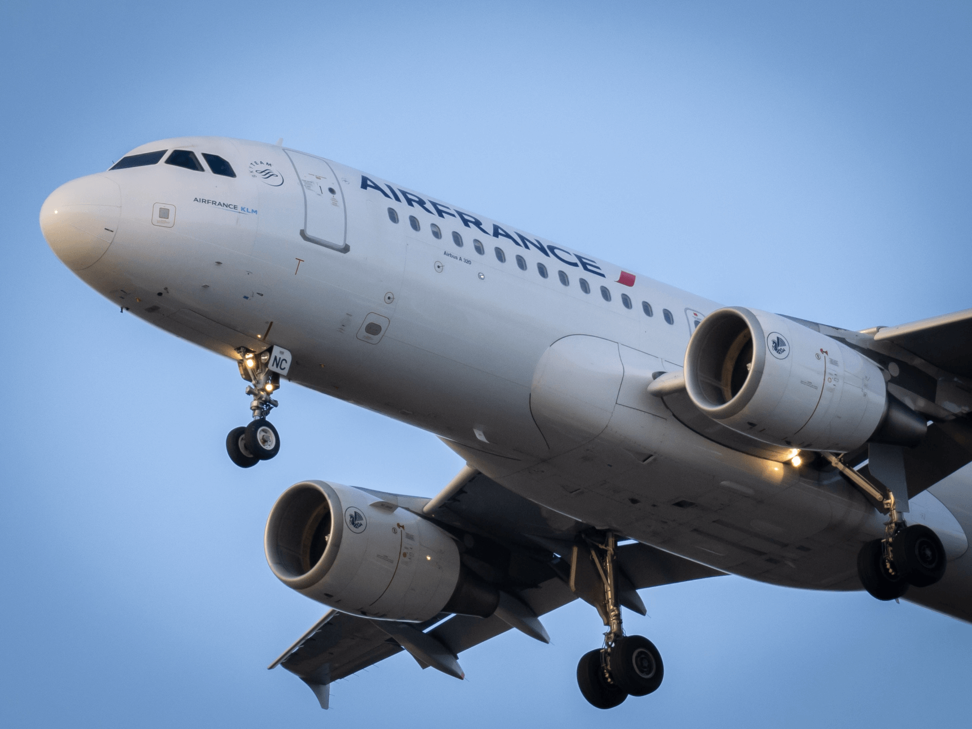 Air France Mobile App